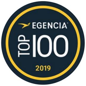 Egencia Top 100 2019