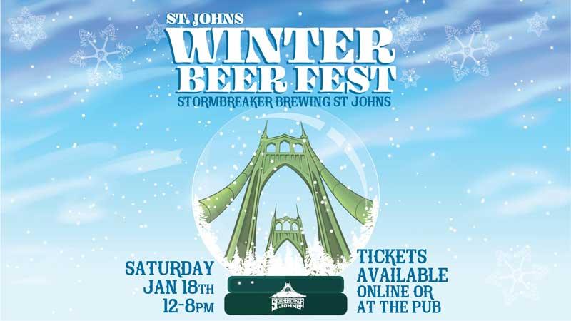 St Johns Winter Beer Fest