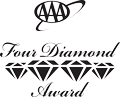AAA Triple Diamond Award